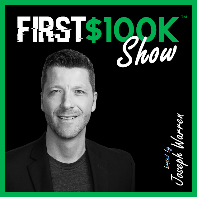 First-100K-Podcast-Cover